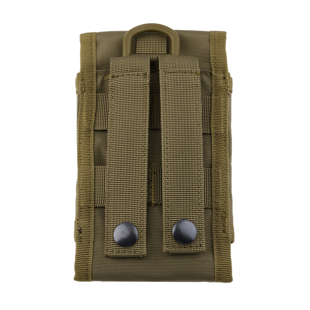 Multifunctional Outdoor Running Bags Sport Hiking Running Waterproof Tactical Waist Bag Pouch Bag For 5.5 Inch Screen Mobile