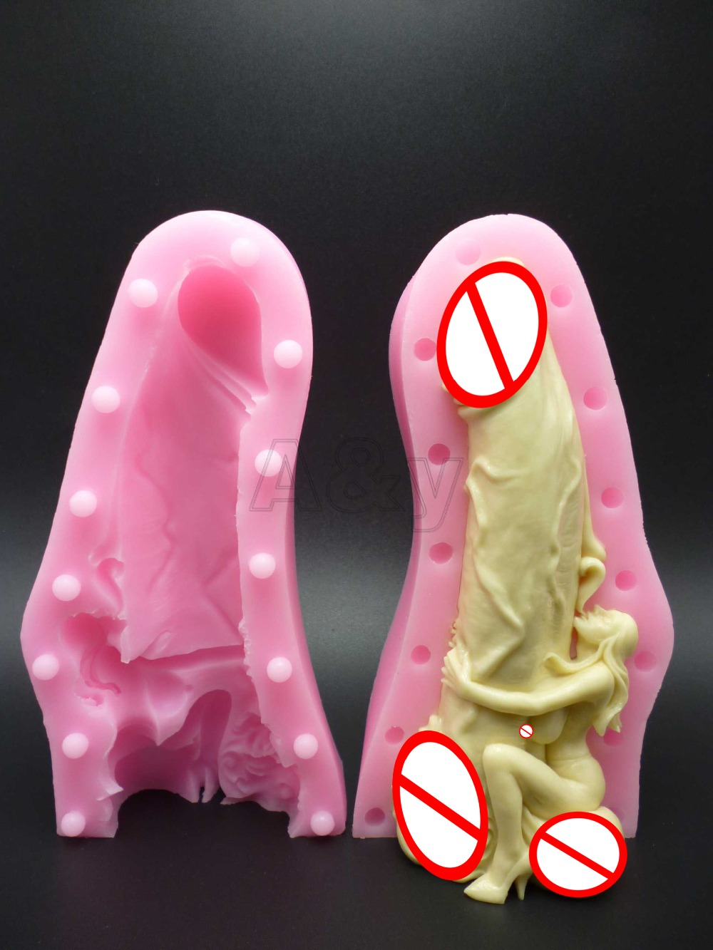 penis soap mold Picture - More Detailed Picture about 3D L ...
