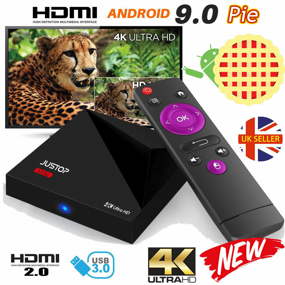 US $44 9 27% OFF|2019 A5X Quad Core 2GB+16GB Android 9 0 Pie TV Box HDMI  Media Player 4K HD WIFI-in Set-top Boxes from Consumer Electronics on