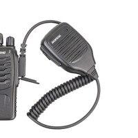5r bf 888s 100% מקורי Baofeng מכשיר הקשר אביזרים UV-5R רמקול מיקרופון MIC Pofung BF-888S UV-5RE דו כיוונית רדיו תקשורת (1)