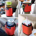 Multifunctional car set car water cup heated cover car water cup heated cup vacuum cup free shipping