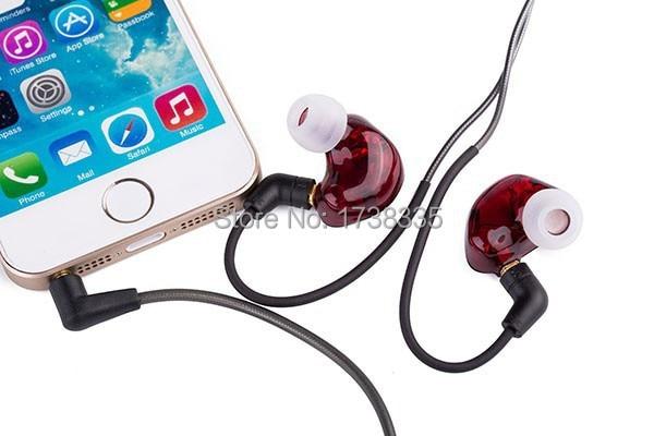 NEW HIFI DIY in-ear earhones,mobile phones sport earbuds, music earphones, freeshipping