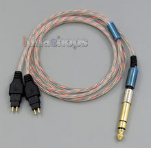 LN005139 hi-ofc Dia: câble casque 3mm pour Sennheiser HD25sp HD265 HD535 HD222 HD224 HD230 HD250 Lin
