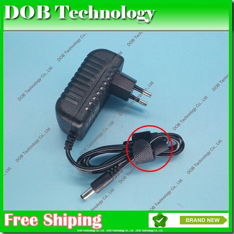 10 pcs/lot universel commutation ac dc alimentation adaptateur 12 v 1a 1000mA adaptateur EU plug 5.5*2.1mm connecteur
