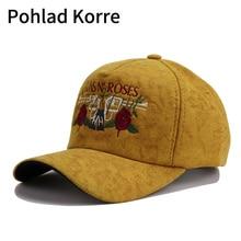 Venta caliente de Guns N Roses bordado gorra de béisbol para los hombres y  las mujeres sombrero primavera otoño Snapback gorras . 2e3d77ed751