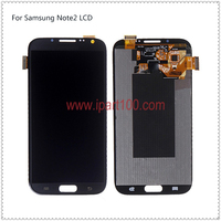 10pcs Lot 100 Original Lcd Display With Touch Screen Digitizer Assembly For Samsung Note 2 Note2