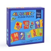 2.0M Alphabet Cognition Floor Puzzle Chunks Puzzle Paper Puzzle Early Education Enlightenment Puzzle Toys