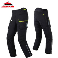 BENKIA Winter Motorcycle Pants Motocicleta Motocross Pants Pantalon Moto Racing Trousers Detachable Liner Moto Jeans PW46