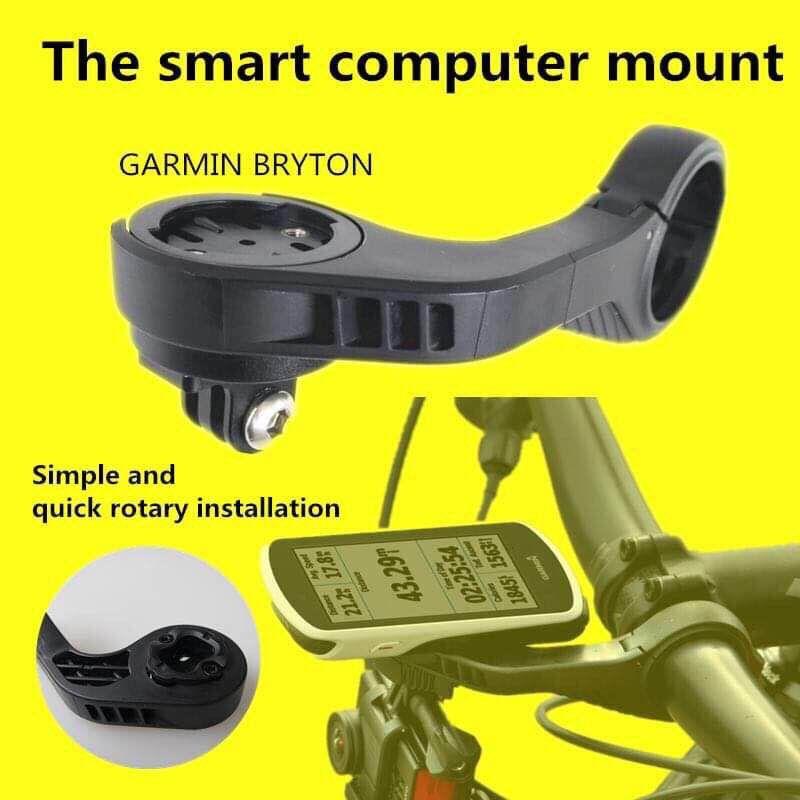 Motorcycle Bike Handlebar Mount Adaptor for Flashlight GoPro Camera Holder