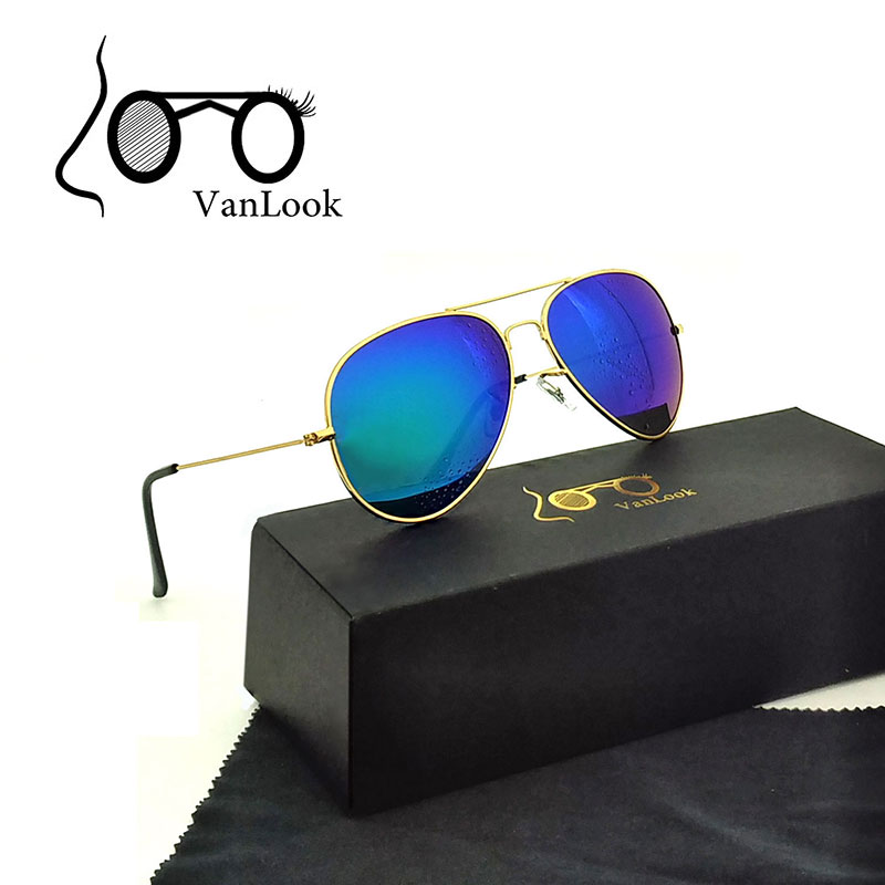 Kacamata terpolarisasi wanita, Musim panas gaya kacamata matahari merek untuk pria, Poin polaroid, Perempuan Groene Zonnebril busana cermin