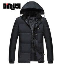 2016 New Thicken Velvet Warm Winter Jacket Men Overcoat Casual Jackets Detachable Hat Stand collar Outerwear