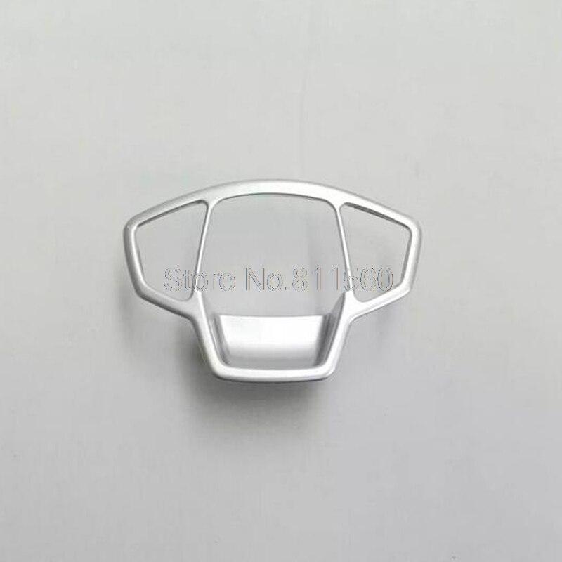 Car styling sticks Mate ABS Cubierta Del Freno de mano del Freno de Estacionamie