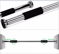 Door Horizontal Bar Multi functional Home Door Pull Up Bar Workout Training Gym Chin Up Tool