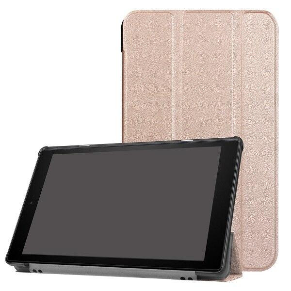 24735bdd54d56 Magnet stand Case Couro PU Capa Para Amazon Fogo HD 10 2017 10 polegada  tablet da tampa do caso para o fogo hd 10 caso + presente em Caso Tablets    e-Livros ...