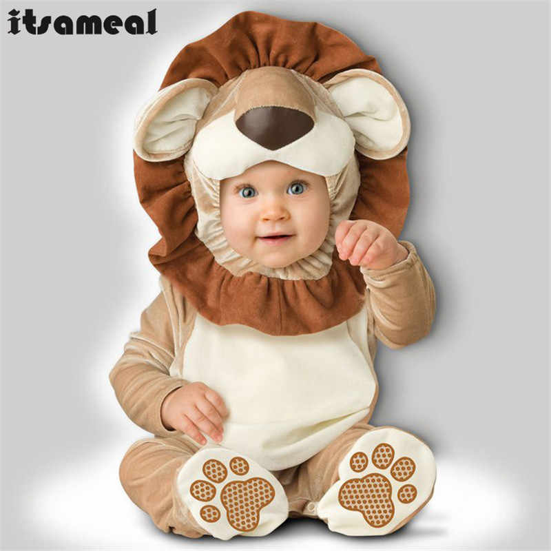 a1f5c291b Detail Feedback Questions about Infant Deluxe King Of Beasts Lion Simba  Halloween Costume Perfect Little Baby Outfit Comfy And Cozy on  Aliexpress.com ...