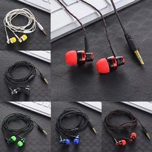 New Stereo In-Ear Earphone Headphone Headset Earbuds #0228