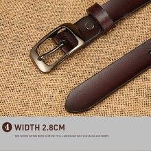 Women's Genuine Leather Belt