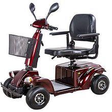 Стиль диск и электрическим тормозом 48 В 500 Вт старик скутер/hadicapped скутер/четыре колеса скутер/электрический скутер