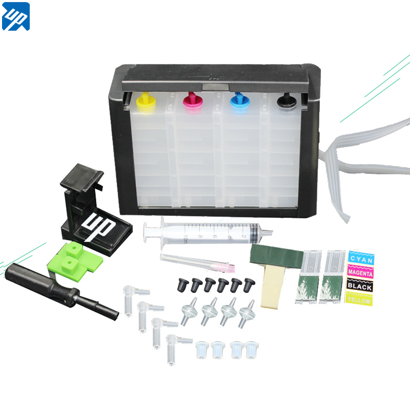 Aliexpress Com Buy Ciss Ink Kits Replacement For Hp 301