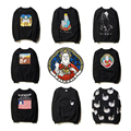 RIPNDIP Hoodies Men And Women Long Sleeve Casual Warm Sweatshirt Character Pocket Cat Hip Hop RIPNDIP Hoodies