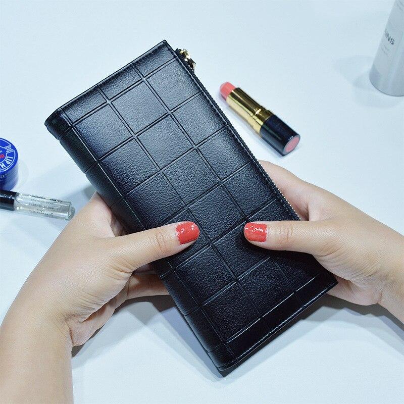 Brieftasche Frauen Carteiras Feminina Portefeuille Femme carteras mujer Brieftaschen Und Geldbörsen weibliche geldbörse portfel damski billeteras