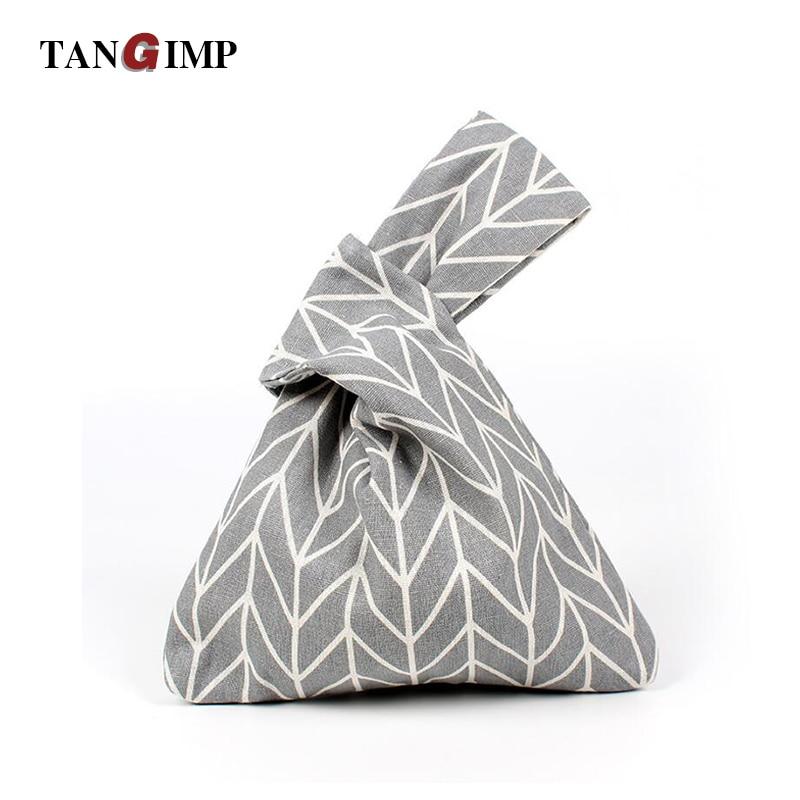 2f99ddd40683 Detail Feedback Questions about TANGIMP Cotton Wristlets Bags Women s  Geometric Bolsa Feminina Lady Casual Handbag Clutch Purse Tote Wallets sac Japan  Style ...