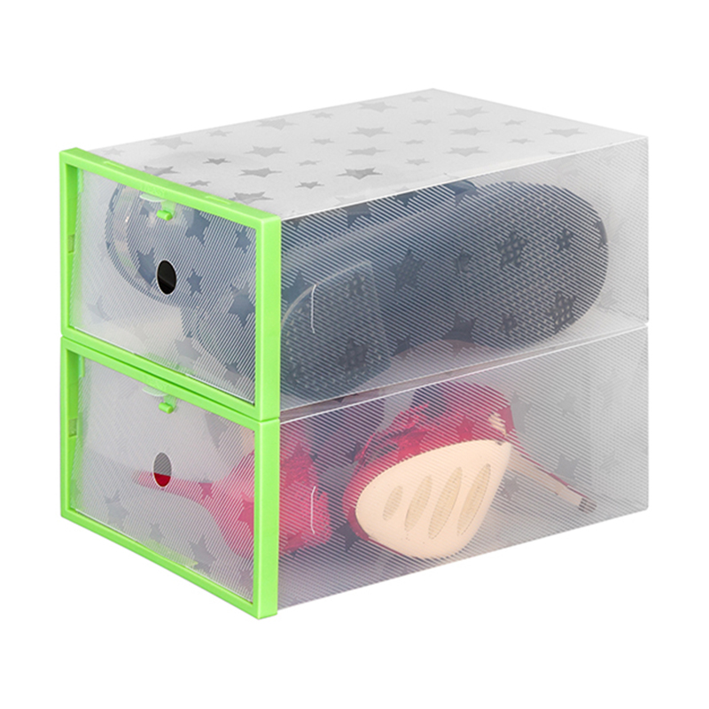 Storage box for shoes Elan Gallery 680027 Clothing & Wardrobe Storage wall bracket for storage