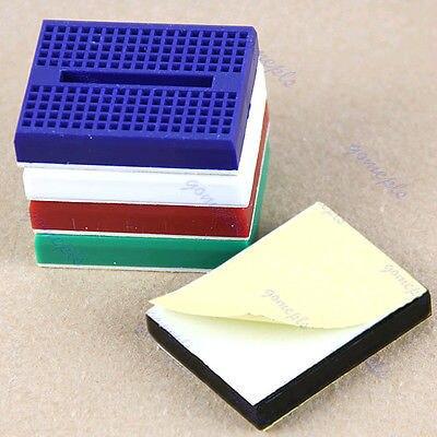 1pcs Mini Solderless Prototype Breadboard 170 Tie-points for Arduino Shield New