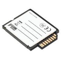 card reader 100% High Quality Single Slot Extreme For Micro SD/SDXC TF To Compact Flash CF Type I Memory Card Reader Writer Adapter Newest (5)