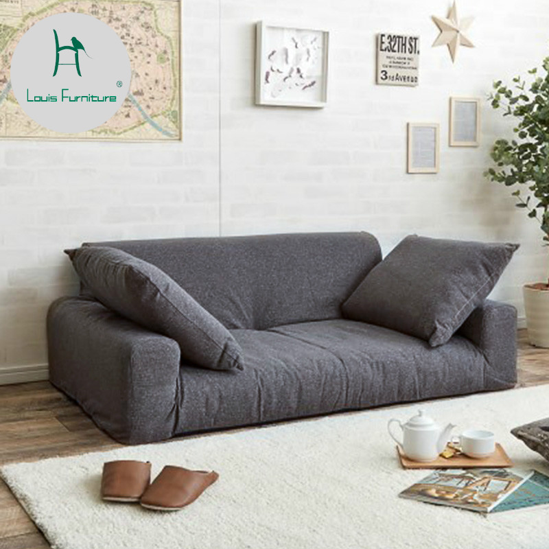 Louis Fashion Bean Bag Sofa Ruang Tamu Malas Sofa Minimalis Modern Kamar Tidur Balkon Indah Mini Bean Bag Sofa Aliexpress
