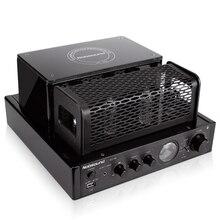 Nobsound Домашнее аудио bluetooth наушники ламповый усилитель поддерживает стандарт USB MP3 играть СПИКЕР усилители MS-30D черный amplificador