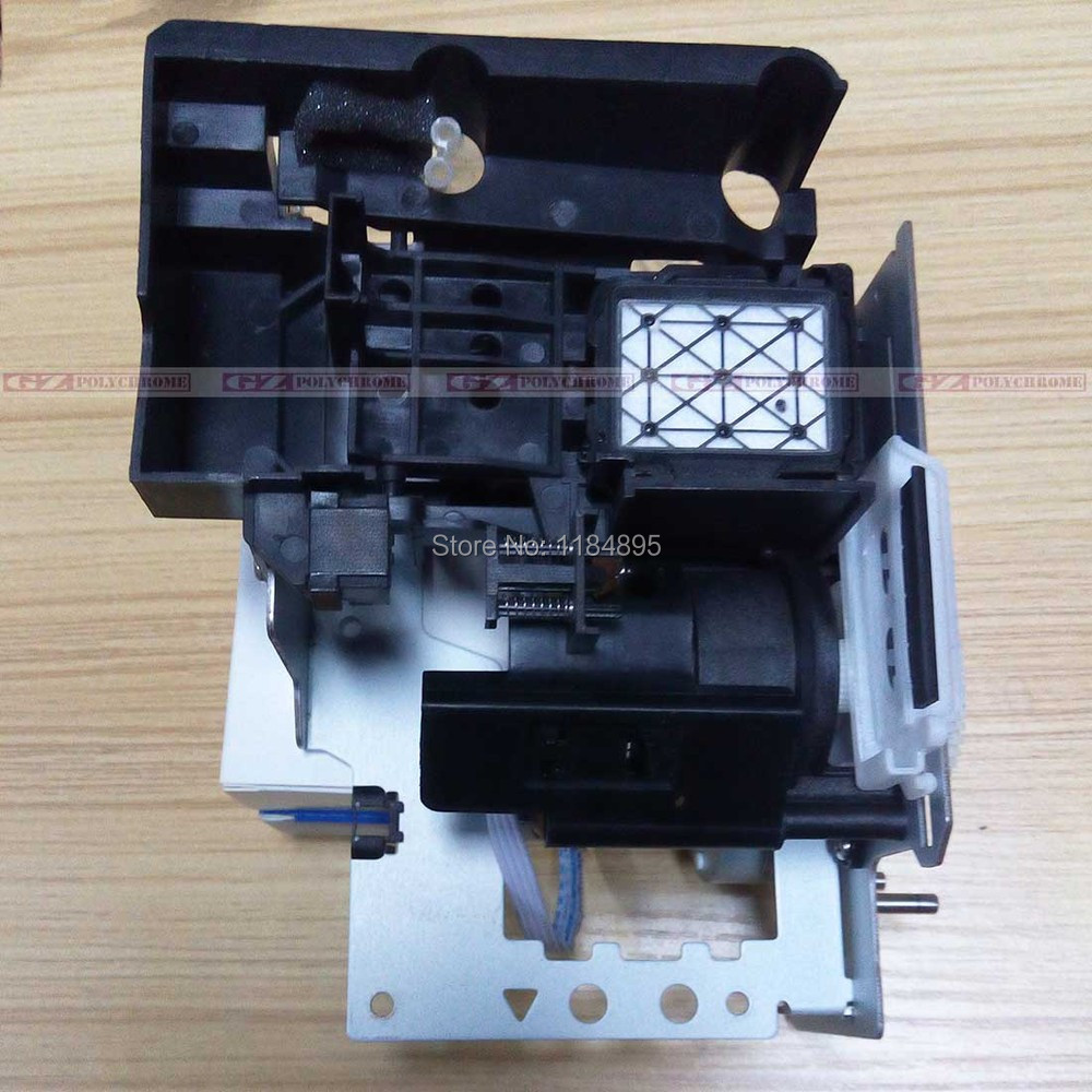 Original Mutoh Capping Station Ink Pump Assembly Solvent Resistant for Value Jet 1204 1304 1604 1624 Printer Clean Unit  eco solvent printer dx5 singel capping station system for galaxy with 1 original capping
