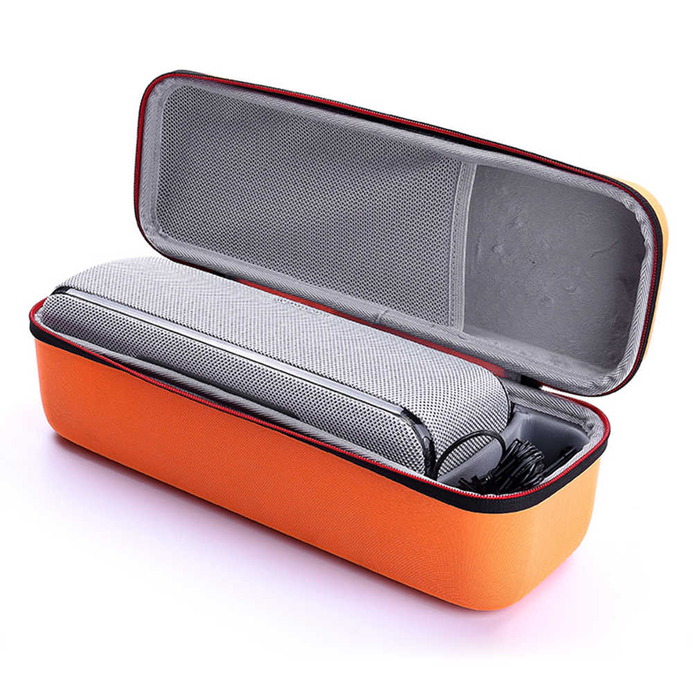 New EVA Carry Protective Bog Cover Pouch Bag Case For Sony XB41,Sony SRS XB41,Sony SRS-XB41 Speakers-Extra Space for Plug&Cables