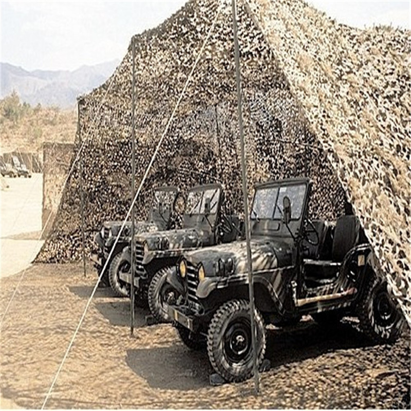 1 5M 10M Hunting Blind Tree Stand Camouflage Net Customized Size Color Military Camouflage Net Hunting