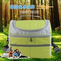 Insulation bag cooler bag breast milk storage bag bento lunch bag a032 Take out food