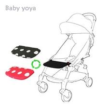 Yoya/Yoyo Baby Stroller Accessories Baby Stroller Footboard Foot Rest For Yoya Stroller Brand Baby Sleep Extend Board 5 Colors