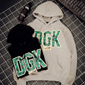 Dirty Ghetto Kids DGK ALL DAY Hoodies Men Women Tiger Style Skateboard Pullover Outerwear Brand Clothing Male Hooded Sweatshirts