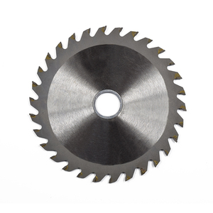 Image 4 - XCAN 1pc 4(110mm)x20x1.8mm 30Teeth TCT Saw Blade Carbide Tipped Wood Cutting Disc Circular Saw Blade
