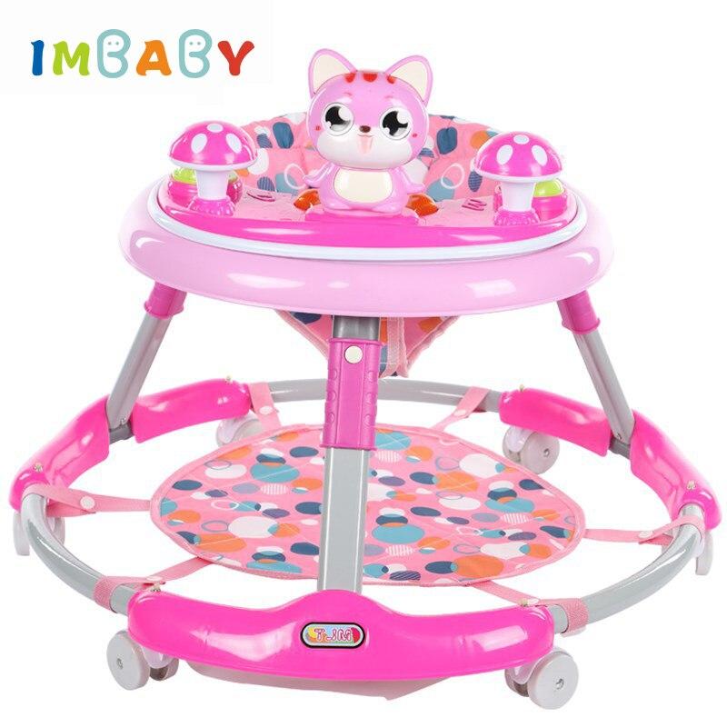 Imbaby Baby Walker Walkers For Kids With Wheels Andador