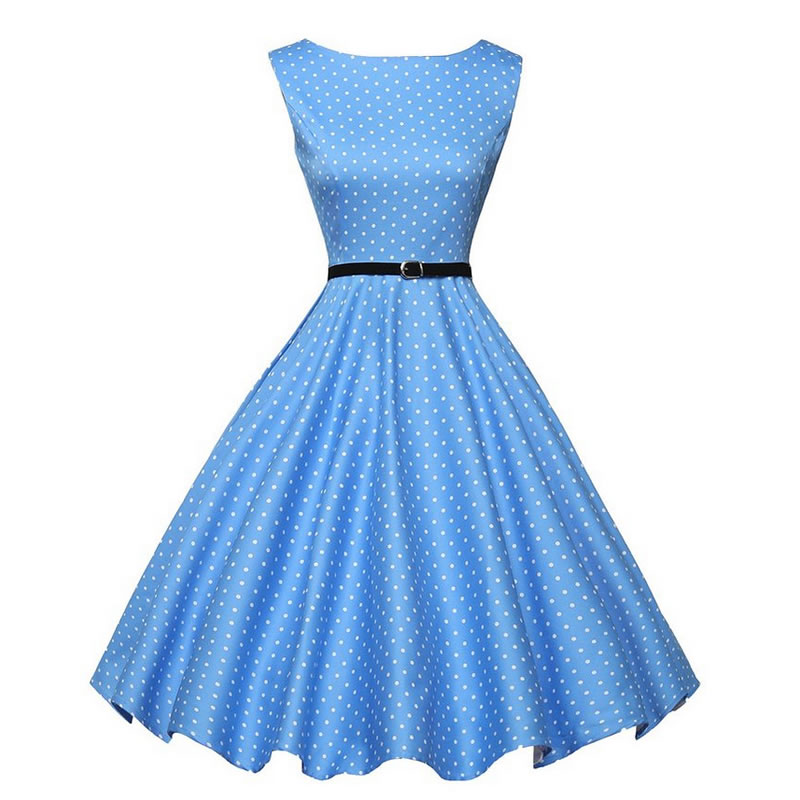 Popular Vintage Dresses 50s-Buy Cheap Vintage Dresses 50s lots ...