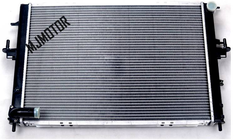 Radiator assy kit for Chinese SAIC ROEWE 550 MG6 MT AT 1 8T engine auto car