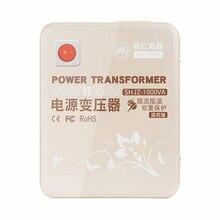 1000w pure copper transformer AC110v to AC220v converter стоимость