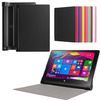 New Ultra Thin Slim Magnetic Folio Stand Leather Case Smart Sleeve Cover For Lenovo Yoga Tablet3