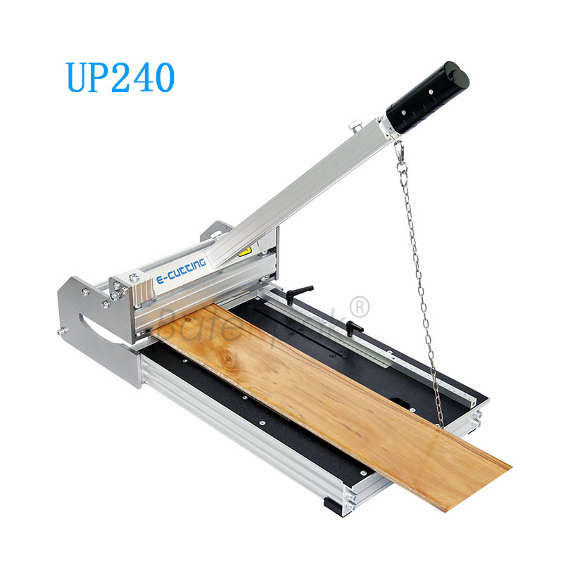 Up240 Laminate Flooring Engineered Flooring Cut Machine Baterpak