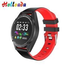 G50 Смарт-часы мужские водонепроницаемые пульсометр кровяное давление кислородный монитор спортивный фитнес-трекер Smartwatch для Android IOS
