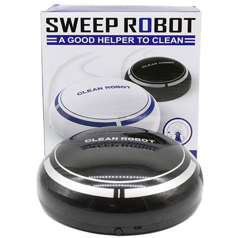 Robot de alta calidad Villalin Robot de barrido de dibujos animados - Electrodomésticos