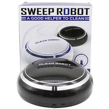 ФОТО Villalin Robot Full Smart Cartoon Sweep Robot Robot  Cleaner Mini Automatic floor cleaning robot