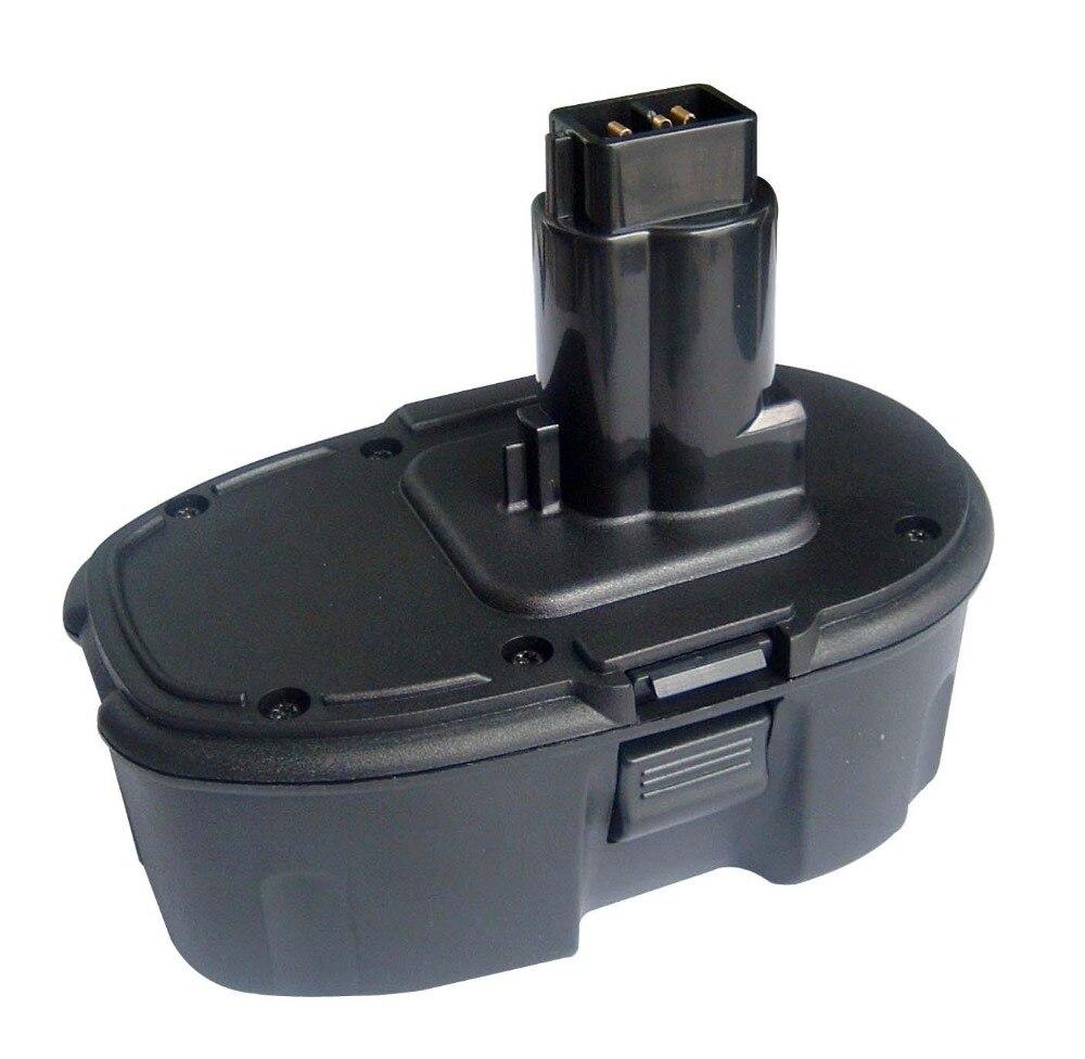 Electric Drill Battery Plastic Case For DeWalt 18V DE9096 DE9098 DE9503 DW9095 DW9096 DW9098 DC9096 DE9039 DE9095 Tool Battery