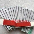 2 Caja Dental Papel de Articular Rojo Tiras ROJAS (400 HOJAS) Productos de Laboratorio Dental