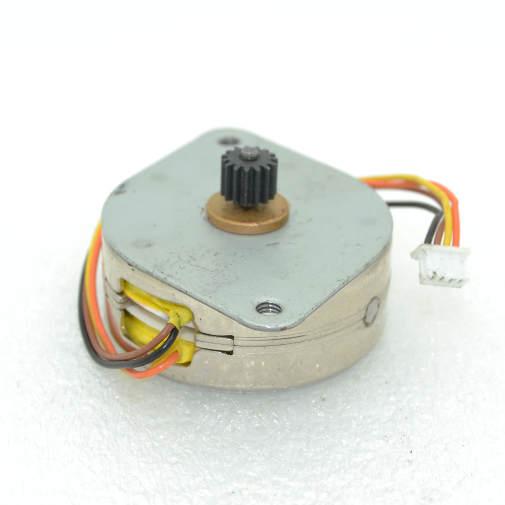 1pcs Dia 35mm 76ohm 2 Phase 4 Wires Hybrid Stepper Motor In Wiring From Home Improvement On Alibaba Group